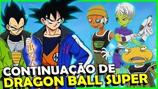 BOMBA! Veja os NOVOS Personagens do FILME de Dragon Ball Super