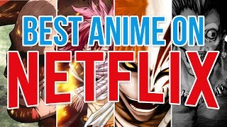 The Best Anime TV Shows on Netflix Right Now
