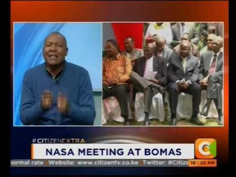 NASA in Bomas #CitizenExtra