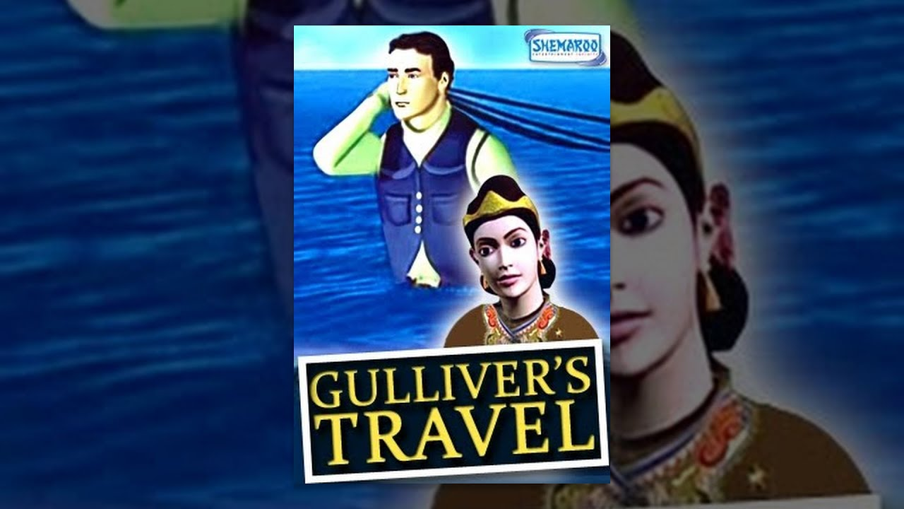 Gulliver's Travels - Kids Favourite English Animation ...