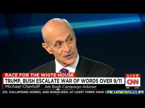 """Michael Chertoff """"We're Not Going To Relitigate 9/11"""" (Oh Really?)"""