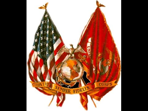 Tribute to the United States Marine Corps- Like A Rock