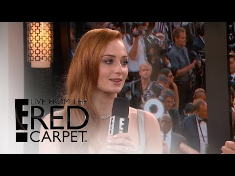 Sophie Turner Talks