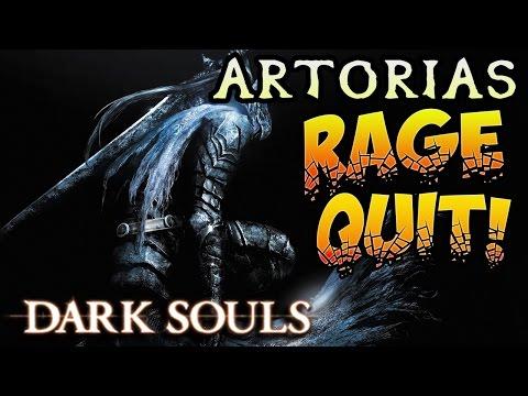 ARTORIAS BOSS RAGE QUIT! Dark Souls 1 (#30)