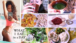 COSA MANGIO IN UN GIORNO per STARE IN FORMA!!! - What I eat in a day #9 | Carlitadolce