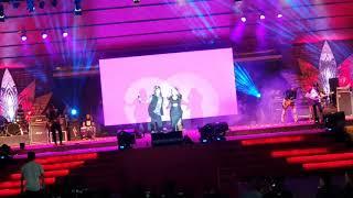 "Download Mp3 Live Perform Mr.rayen Feat Geg Ayu Cinta ""hut Kota Negara Ke 124"""