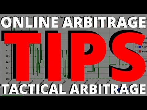 Amazon Online Arbitrage For Beginners | Tactical Arbitrage Tips & Tricks