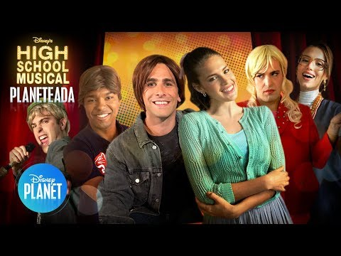 High School Musical Planeteada   Disney Planet