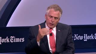 A Conversation with Terry McAuliffe