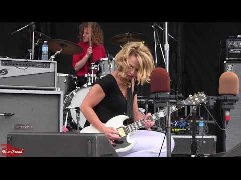 SAMANTHA FISH ◦ Somebody's Always Trying • Crawfish Fest NJ • 6/3/18