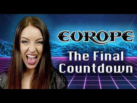 Europe - The Final Countdown 🕛 (Cover by Minniva featuring Quentin Cornet/Mr Jumbo.)