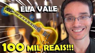 OS VIOLÕES MAIS CAROS DO MUNDO!!! FEIRA DE MUSICA AMERICANA 🇺🇸