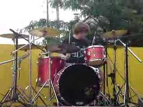 Jake Merrit Drum Solo