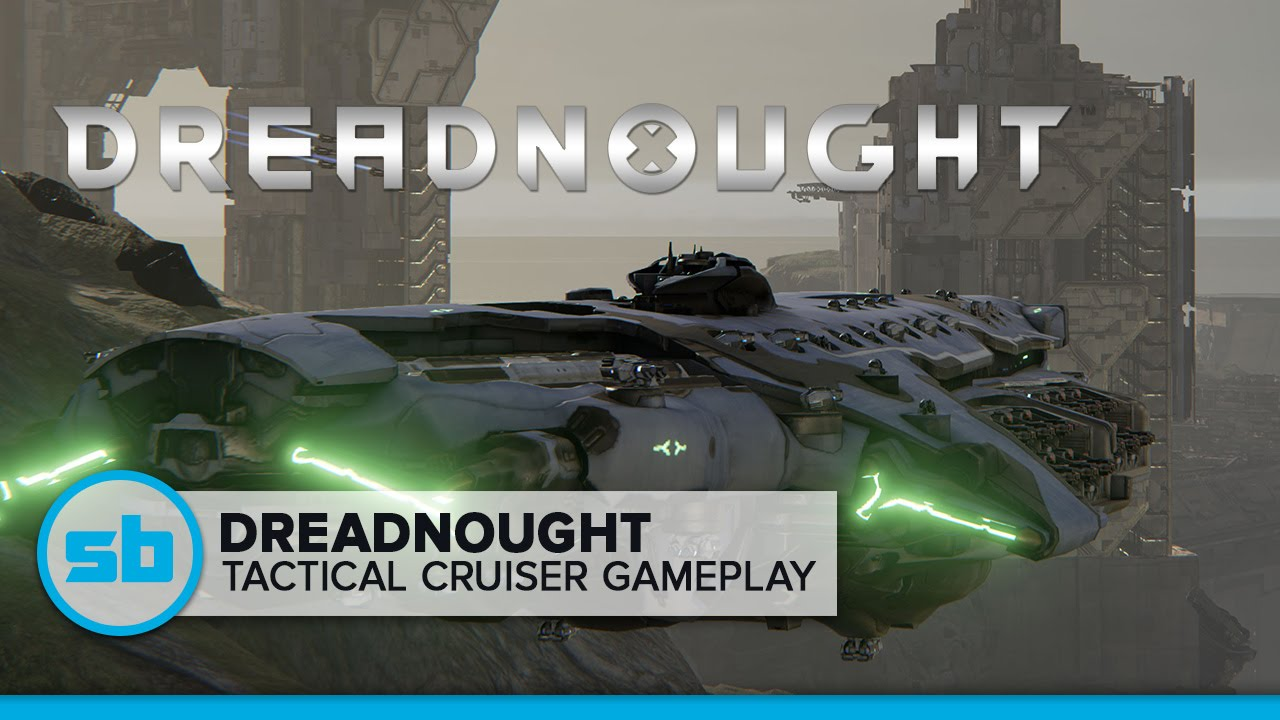 Dreadnought Tactical Cruiser Gameplay - Team Deathmatch