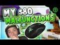 MY $80 MOUSE MALFUNCTIONS?! ( Hypixel Bridge )