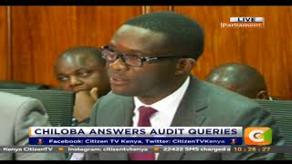 Citizen Extra: Ezra Chiloba answers Audit Querries