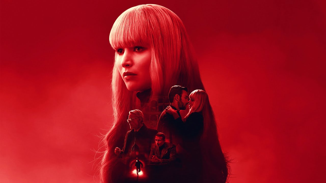 Download Action Movie 2021 - RED SPARROW 2018 Full Movie HD - Best Action Movies Full Length English