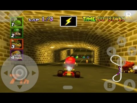 How To: Play Nintendo 64 Games On Android Using || Mega N64 EMULATOR