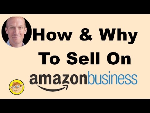 Amazon Business For Third Party Sellers