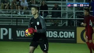 U-17 MNT vs. England: Highlights - Nov. 29, 2017