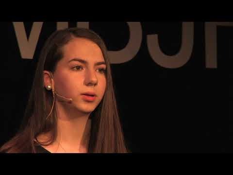 Overcoming Social Anxiety | Marielle Cornes | TEDxYouth@MBJH