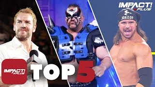 5 Most SHOCKING Slammiversary Returns in IMPACT Wrestling History | IMPACT Plus Top 5