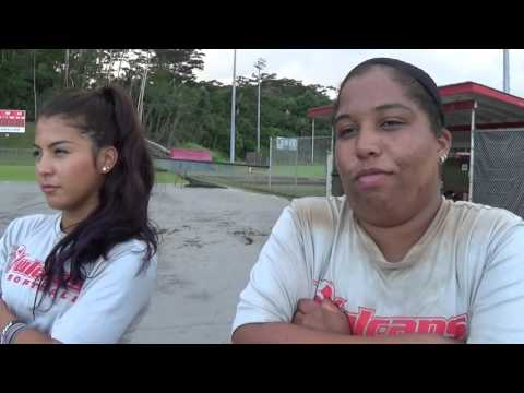 UH Hilo Softball Skit 2016