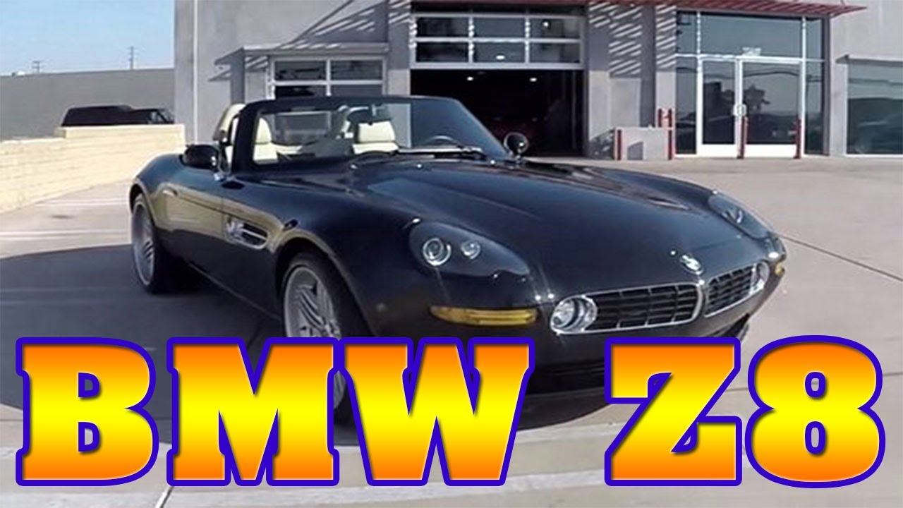 2018 Bmw Z8 Concept Redesign Review New Cars