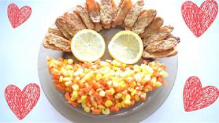 【简单素食小吃】煎天贝·Easy Vegan Snack·Fried Tempeh | ZyStory