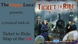 A musical look at Ticket to ride
