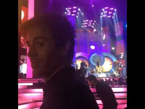 Enrique on Billboard Latin Music Awards 2015
