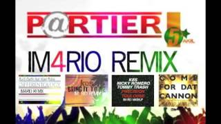 Download 5 Star Akil - Partier (Im4rio Remix) MP3 song and Music Video