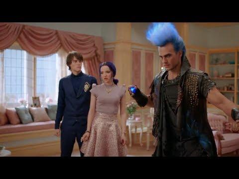 Descendants 3 - Hades Saves Audrey | Clip #31