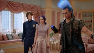 Descendants 3 - Hades Saves Audrey | Clip #31