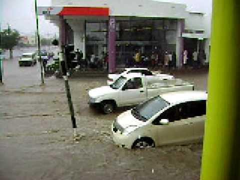 Tete Mozambique Flash Flood