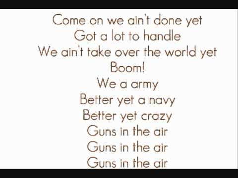 Rihanna - G4L [Lyrics]