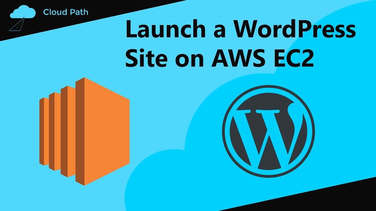 AWS EC2 Tutorial | Install WordPress on AWS EC2