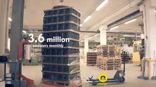 Pemco - собственный цех по производству пластиковой тары(, 2014-10-02T11:31:21.000Z)