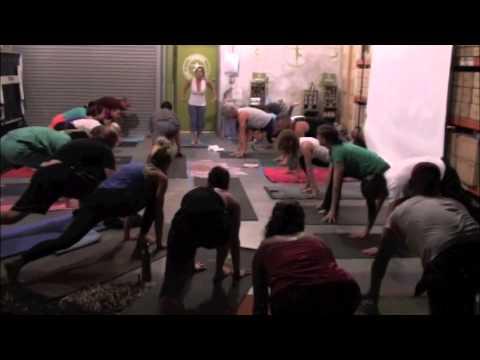 true YOGiiZA Farrah Yaspe, I love Organic cotton yoga clothes