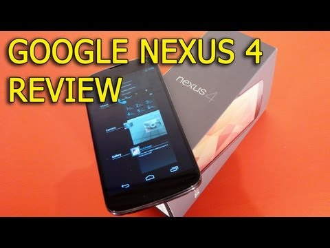 Google Nexus 4 review Full HD in limba romana - Mobilissimo.ro