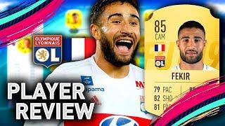 FIFA 19 FEKIR PLAYER REVIEW | 85 FEKIR | FIFA 19 ULTIMATE TEAM