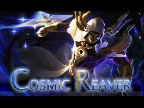 League of Legends: Cosmic Reaver Kassadin (Skin Spotlight)