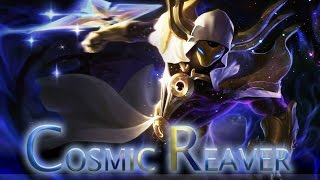 League of Legends: Cosmic Reaver Kassadin (Skin Spotlight)