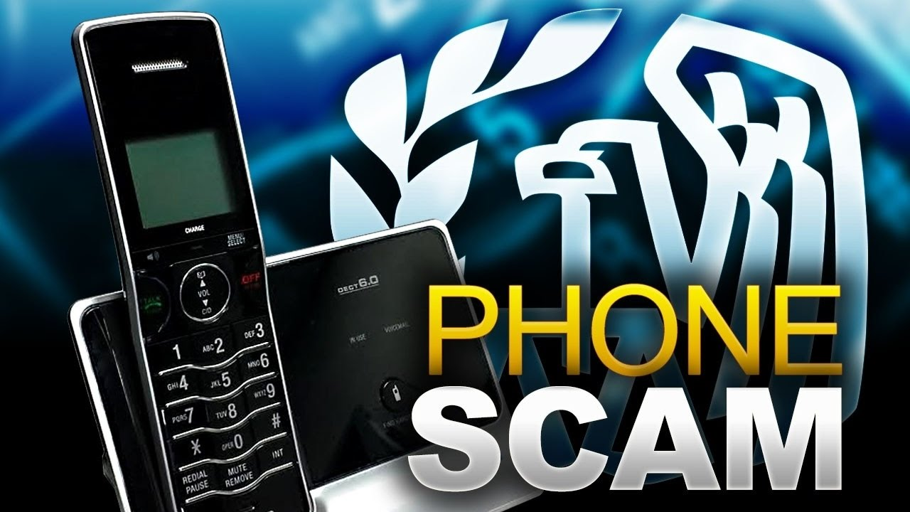 Irs Scam Calls Voicemail Message Youtube