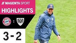 FC Bayern München II - Preußen Münster | 29. Spieltag, 2019/2020 | MAGENTA SPORT