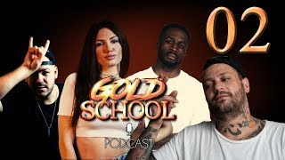 Gold School Podcast #002 feat Τάκι Τσάν - 25/6/2018