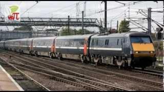 Modern Railway Technology
