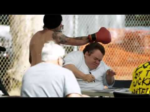 Jackass 3D - The Rocky Punches