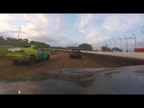 Cam Wahl 2EZ, Four Cylinder Racing - Race #1