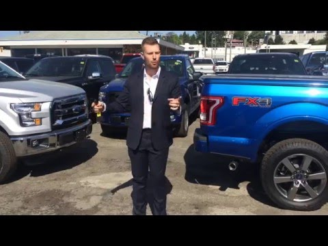 2016 F-150 XLT Lease promotion